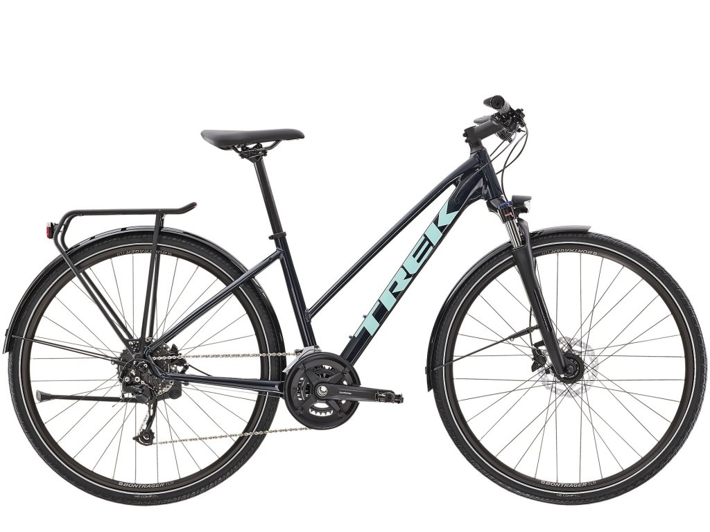 2021 TREK DUAL SPORT 3 EQUIPPED STAGGER NAUTICAL NAVY