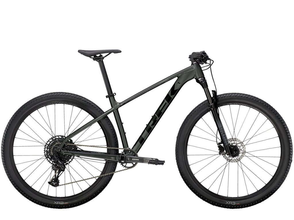 2021 TREK X-CALIBER 8 LITHIUM GREY/TREK BLACK