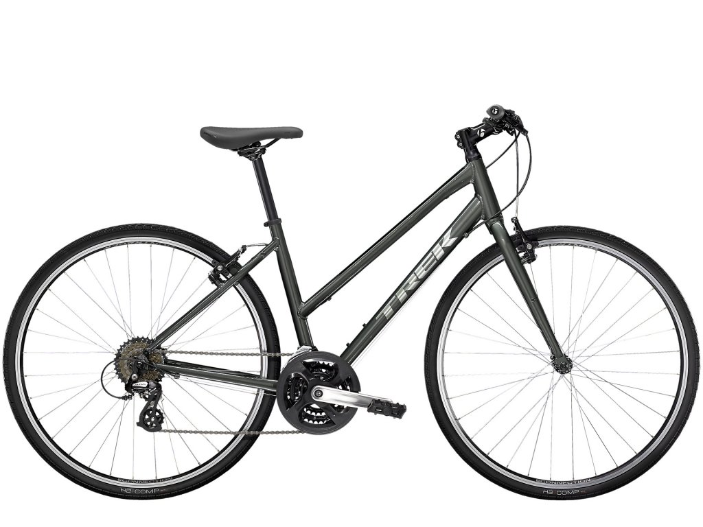 2021 TREK FX 1 STAGGER LITHIUM GREY