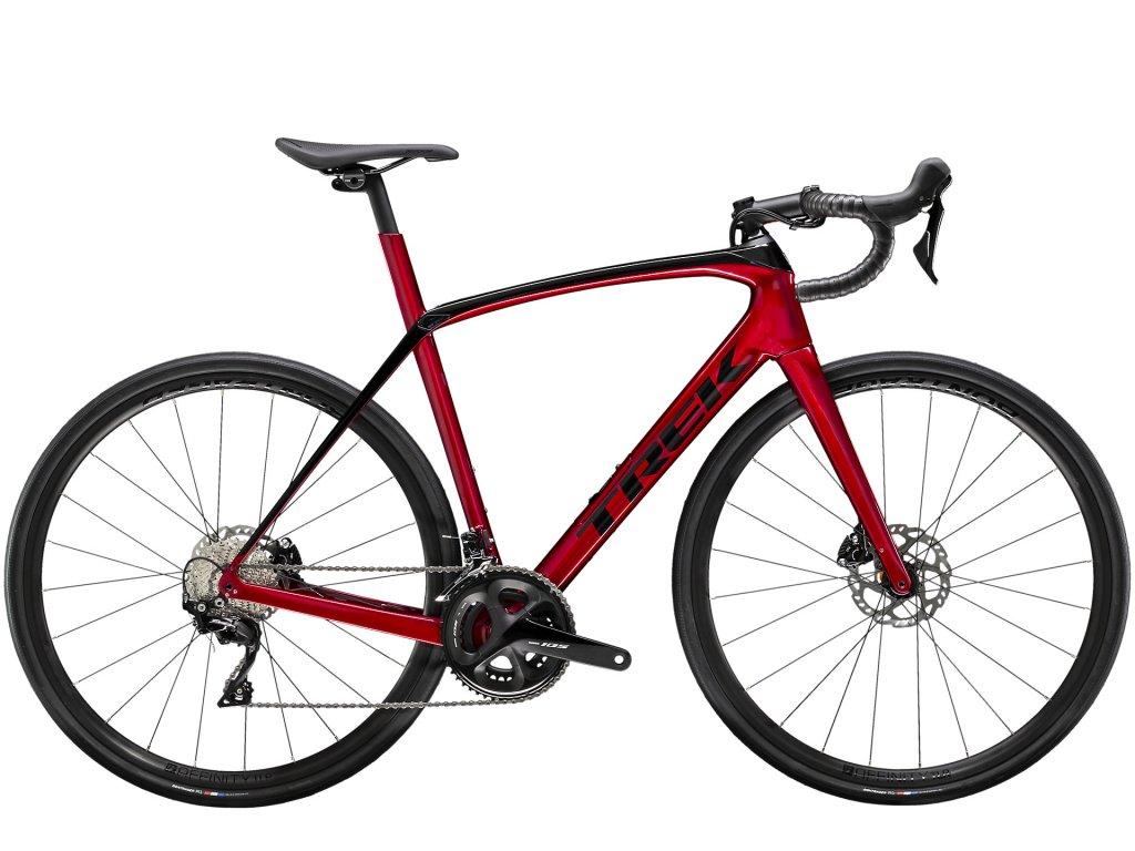 2021 TREK DOMANE SL 5 RAGE RED/TREK BLACK