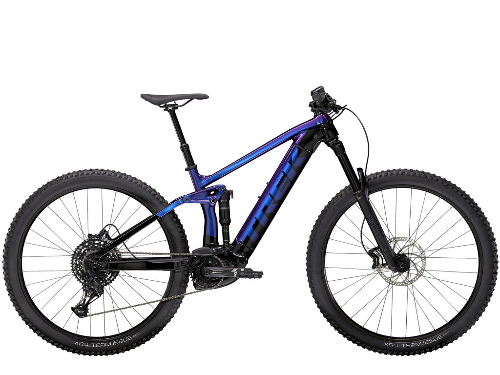 2021 TREK RAIL 5 625W PURPLE FLIP/TREK BLACK