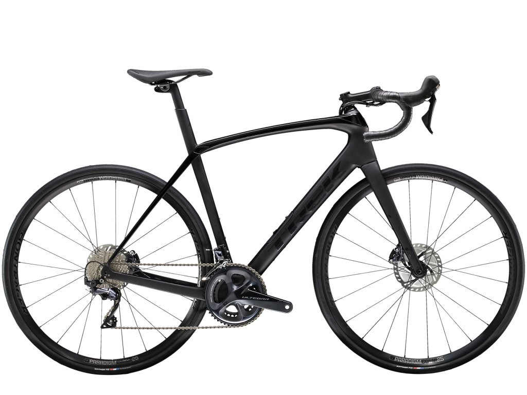 2021 TREK DOMANE SL 6 MATTE/GLOSS TREK BLACK