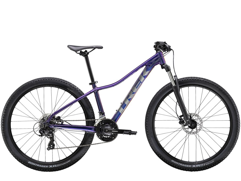 2021 TREK MARLIN 5 WOMEN'S PURPLE FLIP