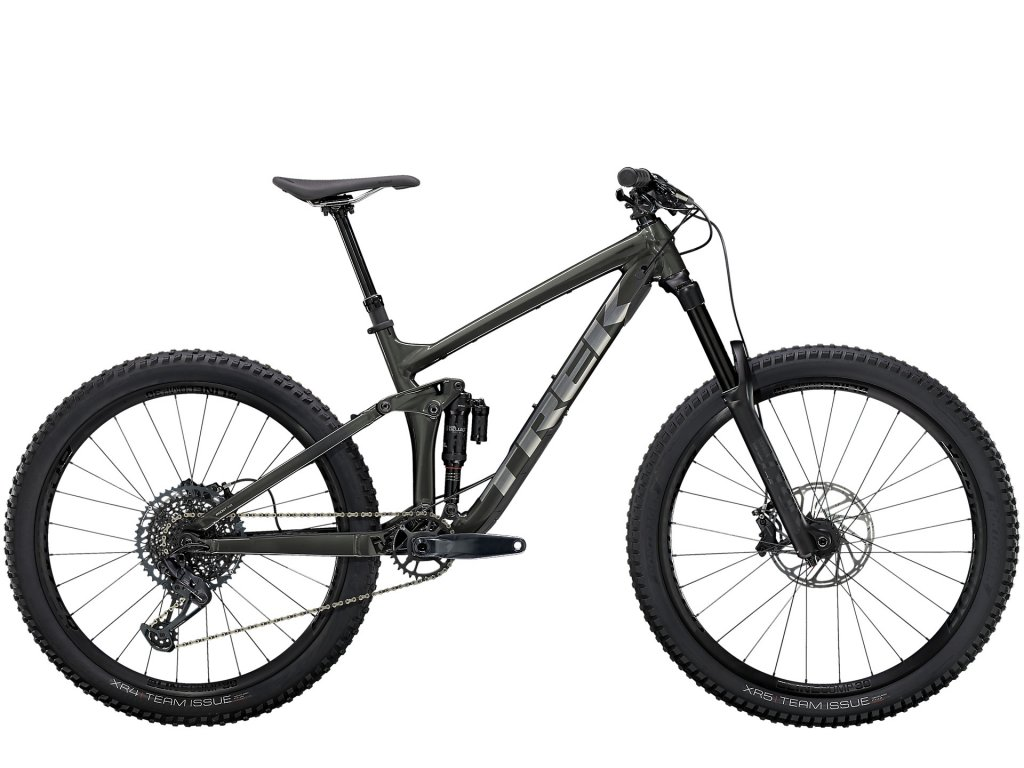 2021 TREK REMEDY 8 27.5 GX LITHIUM GREY