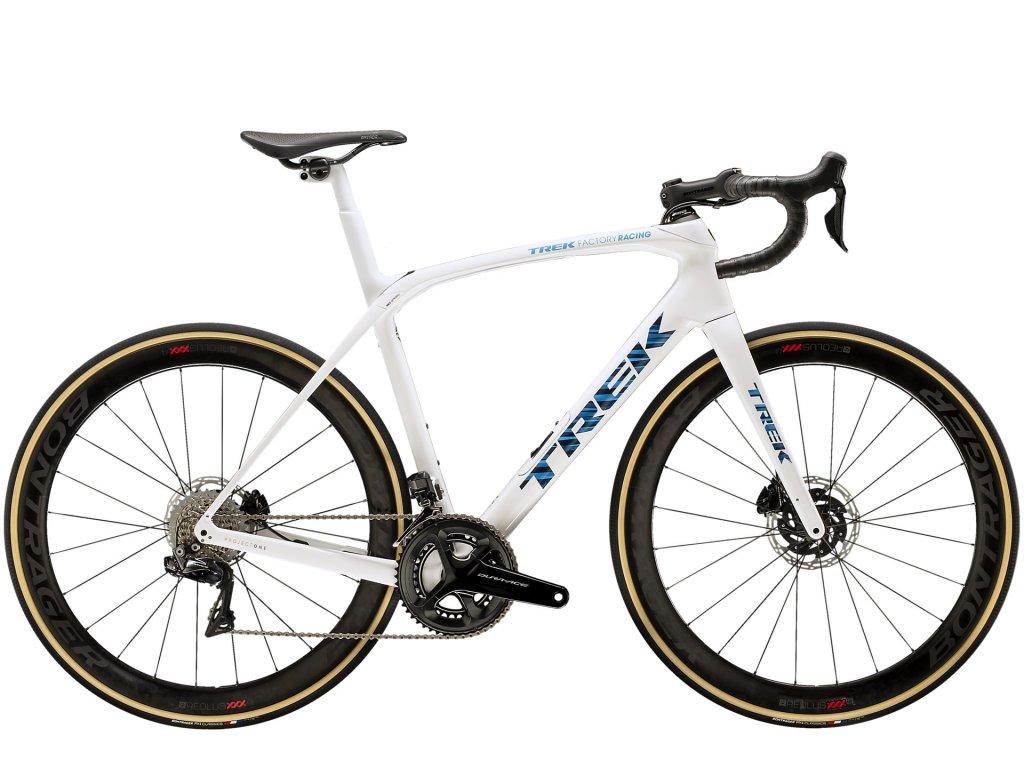 2021 TREK DOMANE SLR 9 TREK WHITE/BLUE