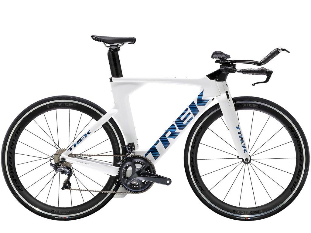 2021 TREK SPEED CONCEPT CRYSTAL WHITE/BLUE