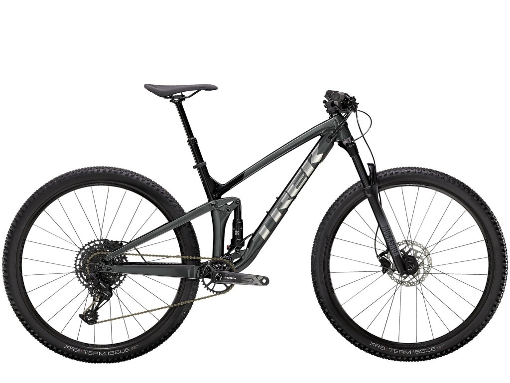 2021 TREK TOP FUEL 7 SX LITHIUM GREY/TREK BLACK
