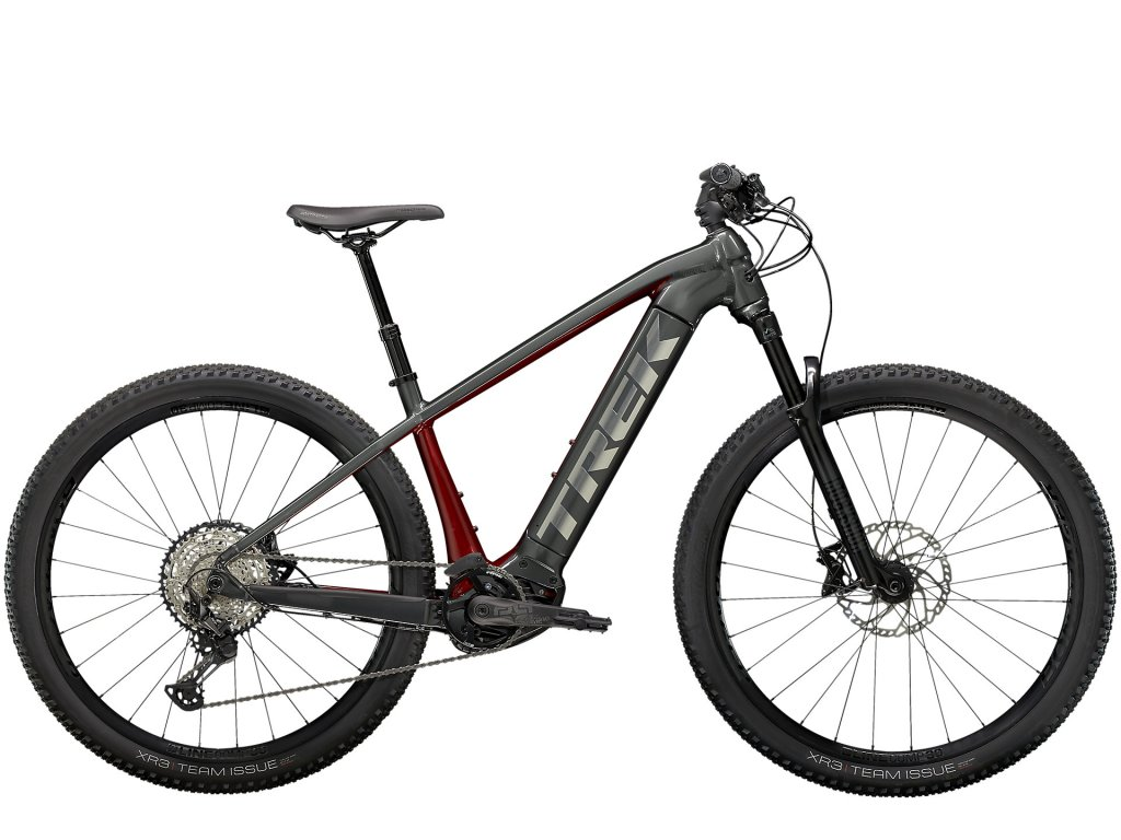 2021 TREK POWERFLY 7 LITHIUM GREY/CRIMSON