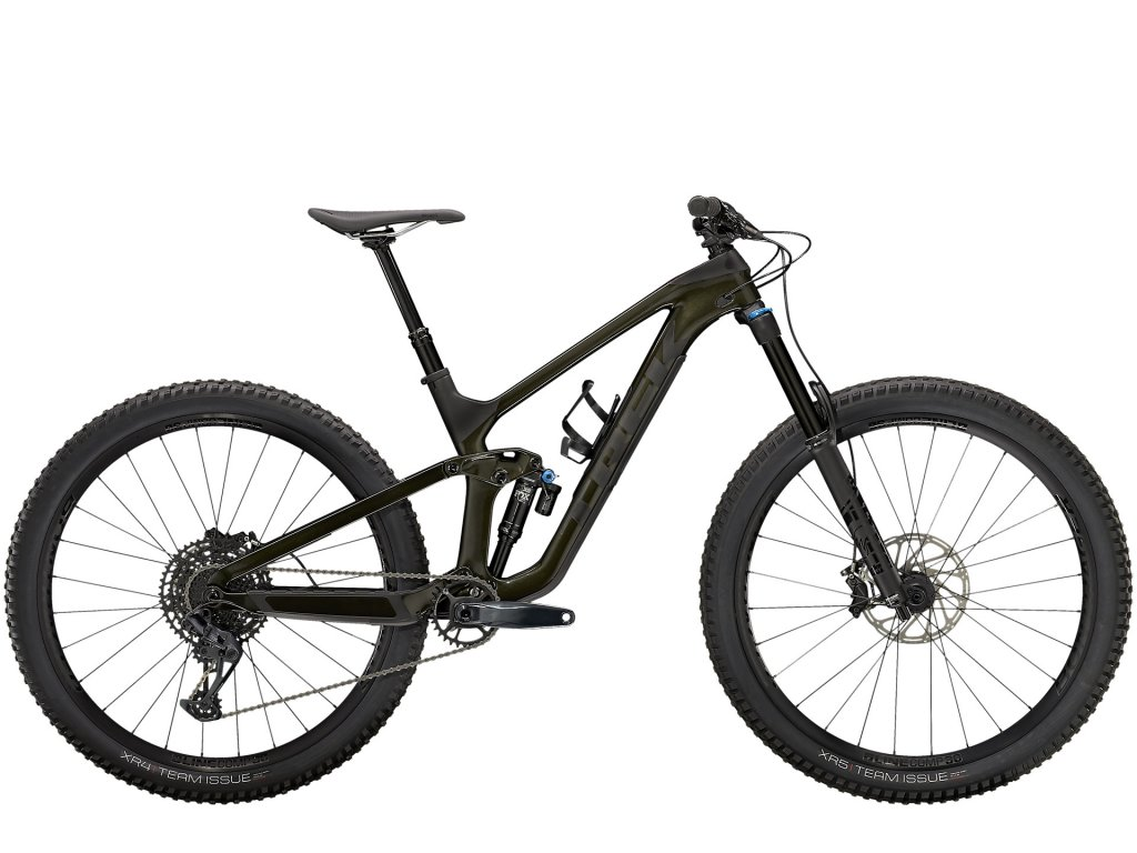 2021 TREK SLASH 9.7 NXGX BLACK OLIVE/CARBON SMOKE