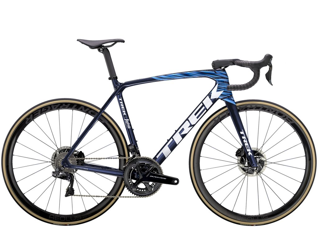 2021 TREK ÉMONDA SLR 9 NAVY CARBON SMOKE/BLUE