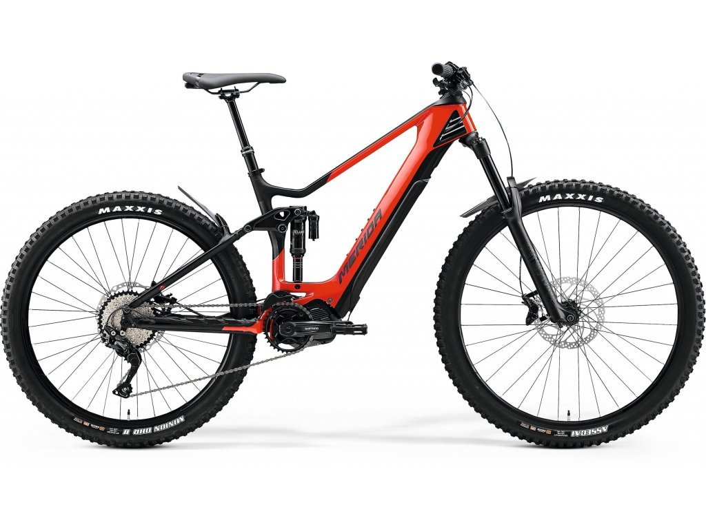 2020 MERIDA EONE-SIXTY 5000 GLOSSY RACE RED/MATT BLACK