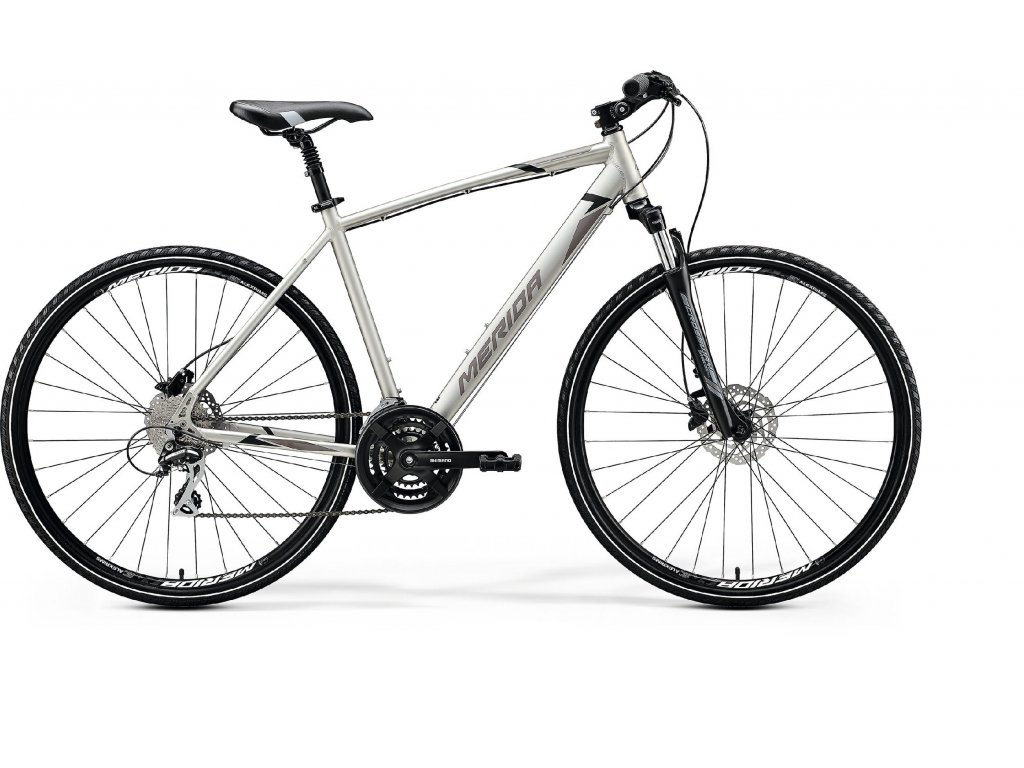 2020 MERIDA CROSSWAY 20-MD SILK TITAN(BLACK/GREY)