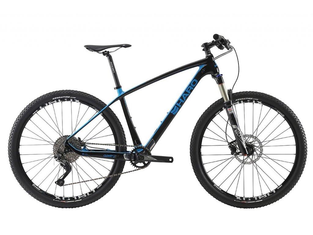 2021 HARO FLC 27,5 COMP - UD BLACK BLUE