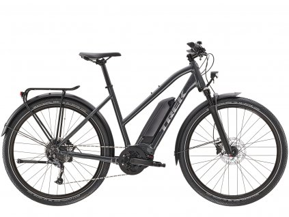2021 TREK ALLANT+ 5 STAGGER SOLID CHARCOAL