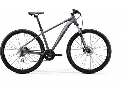 2020 MERIDA BIG.NINE 20-D MATT ANTHRACITE(BLACK/SILVER)