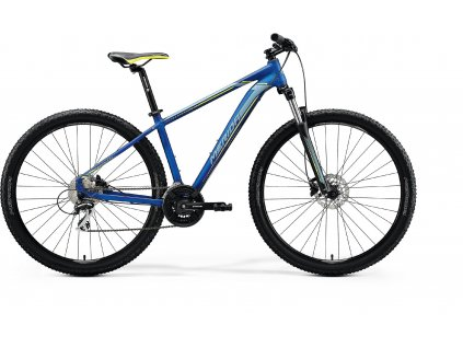 2020 MERIDA BIG.NINE 20-D SILK MEDIUM BLUE(SILVER/YELLOW)