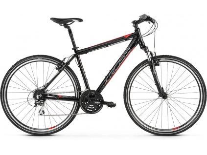 2021 KROSS  EVADO 3.0 BLACK/RED