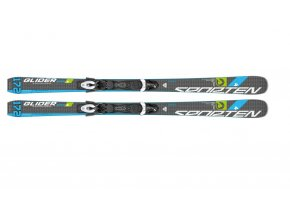 lyže Sporten Glider 4 EXP + vázání Tyrolia PR11, 182cm