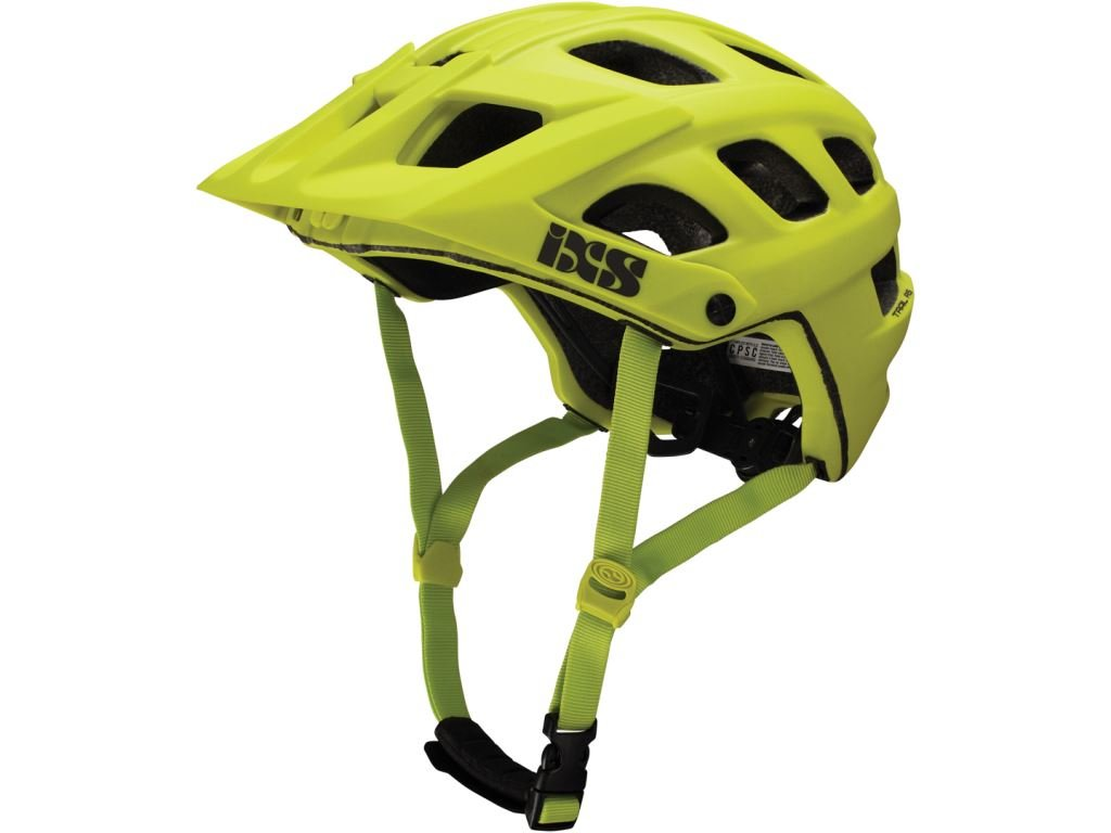iXS helma enduro Trail RS EVO yelow