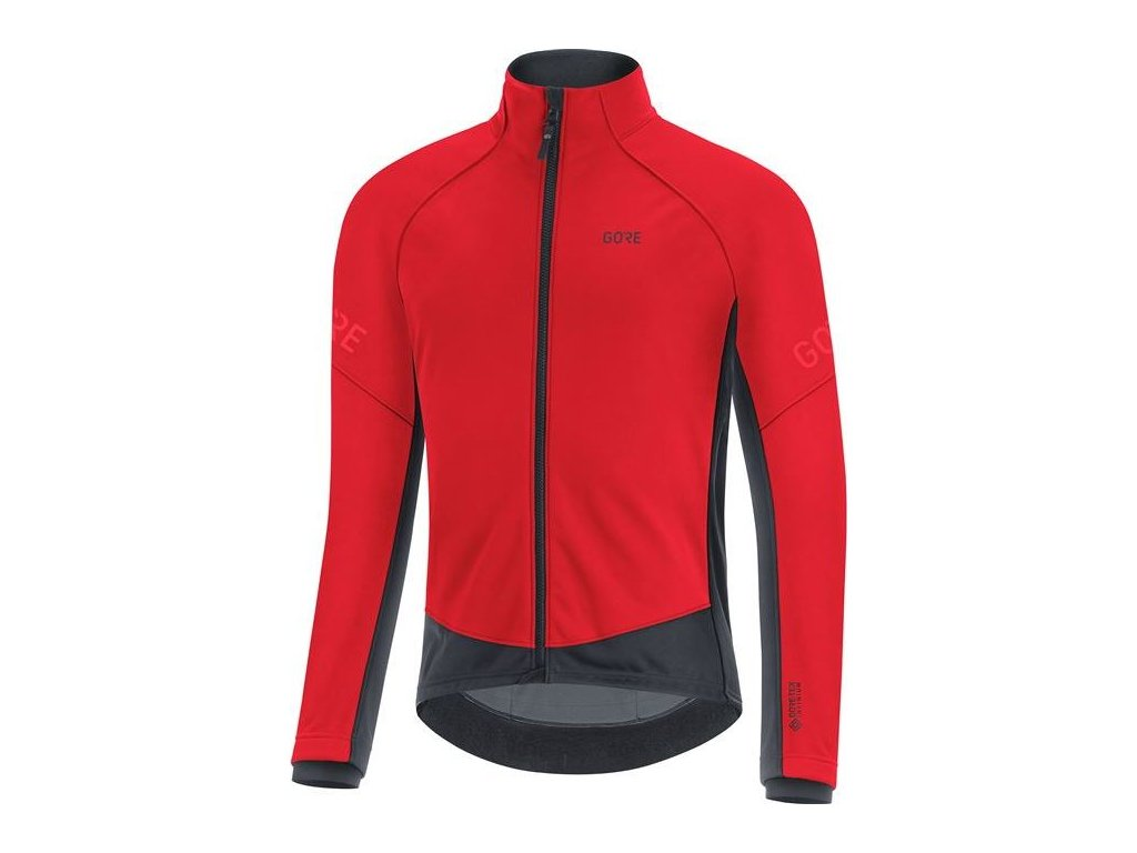 GORE C3 GTX Infinium Thermo Jacket-red/black-XXL