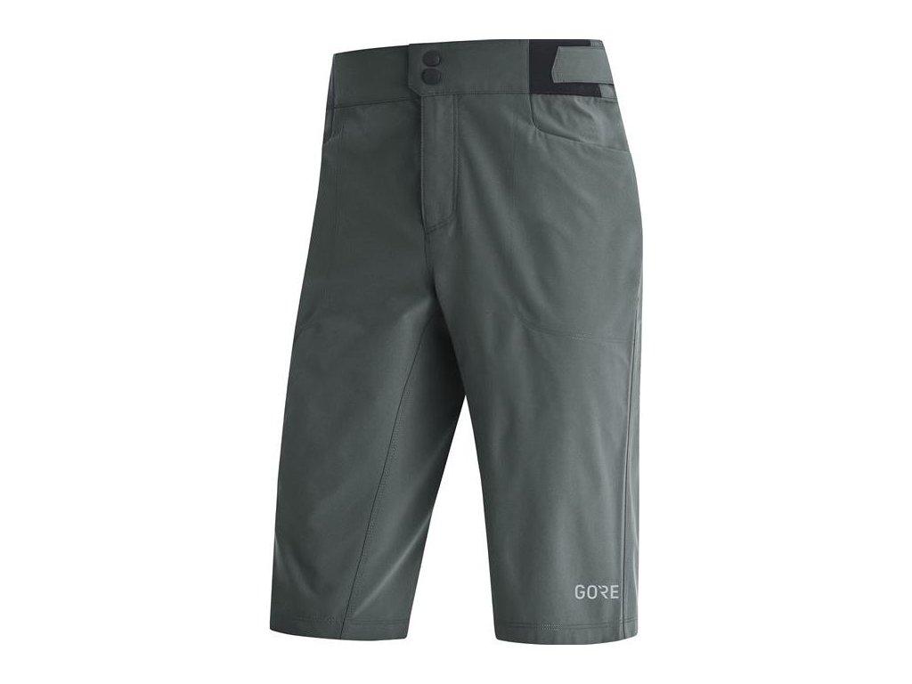 GORE Wear Passion Shorts Mens-urban grey-XL