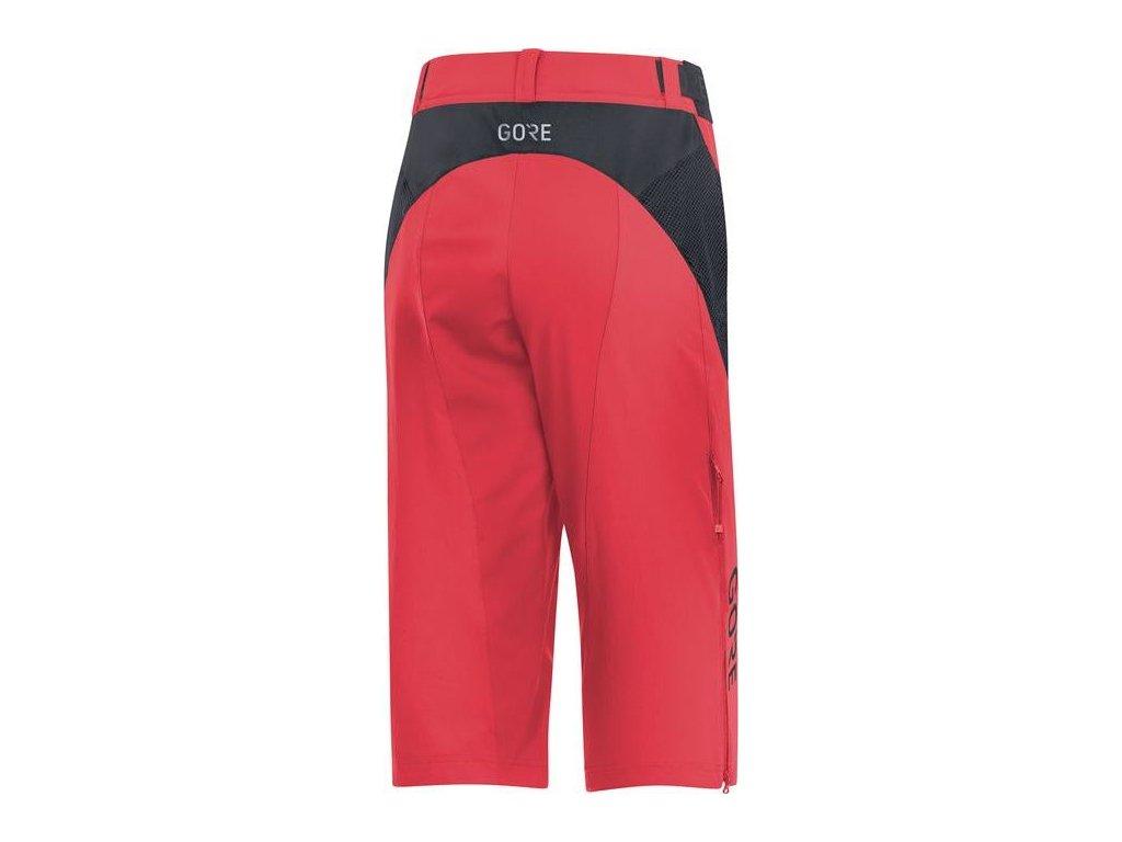 GORE C5 Women All Mountain Shorts-hibiscus pink-36