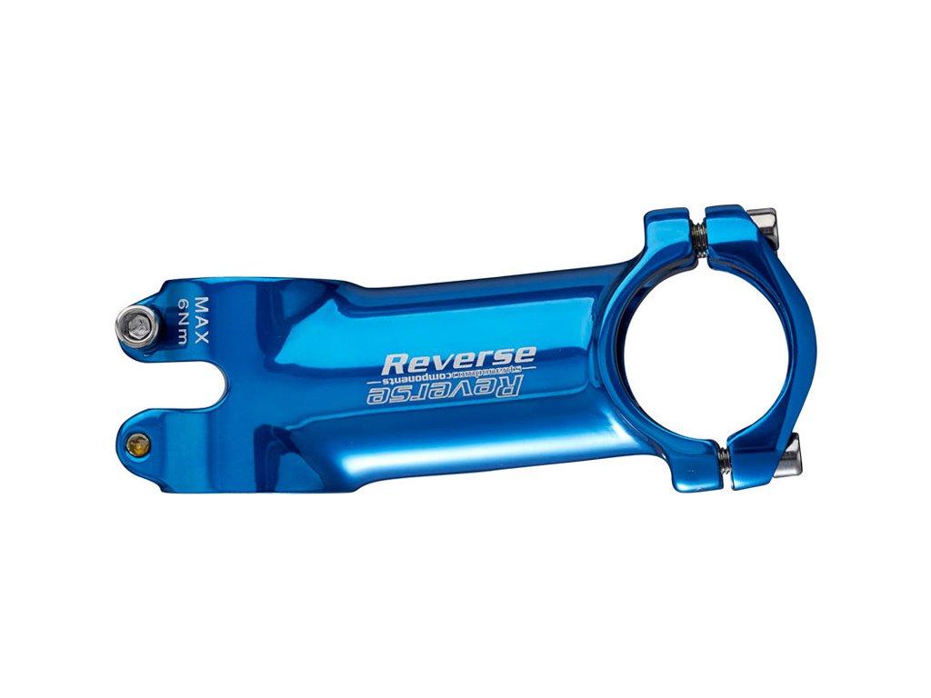 Představec Reverse XC 80 mm / 6° / 31,8 mm Blue