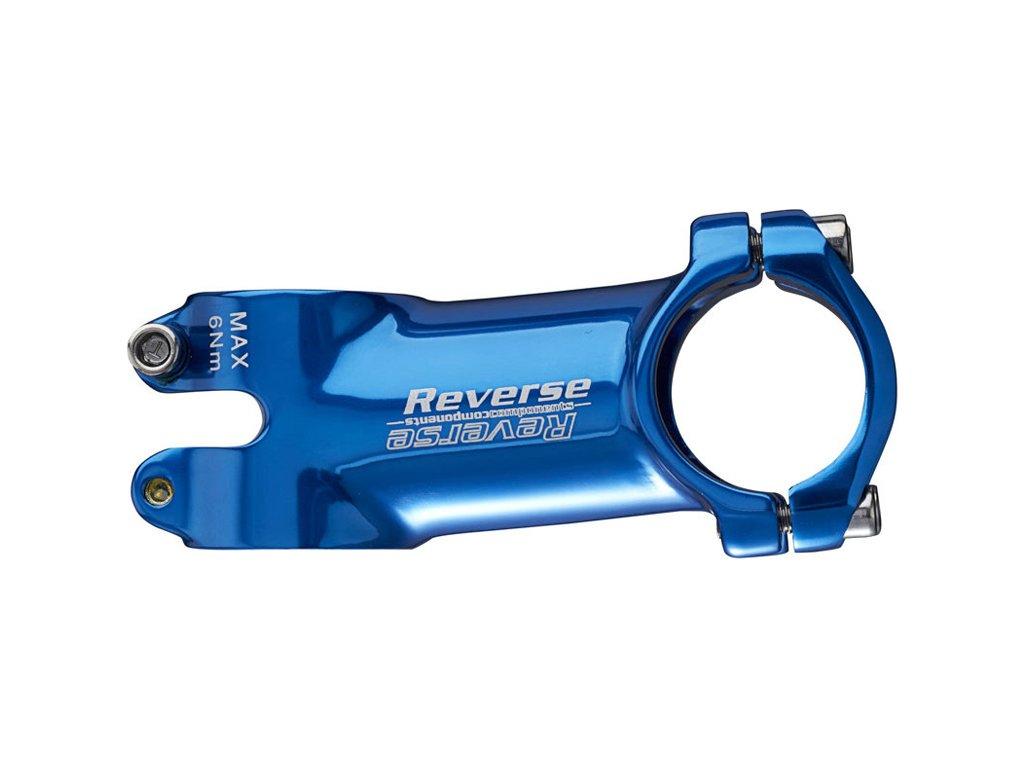 Představec Reverse XC 70 mm / 6° / 31,8 mm Blue