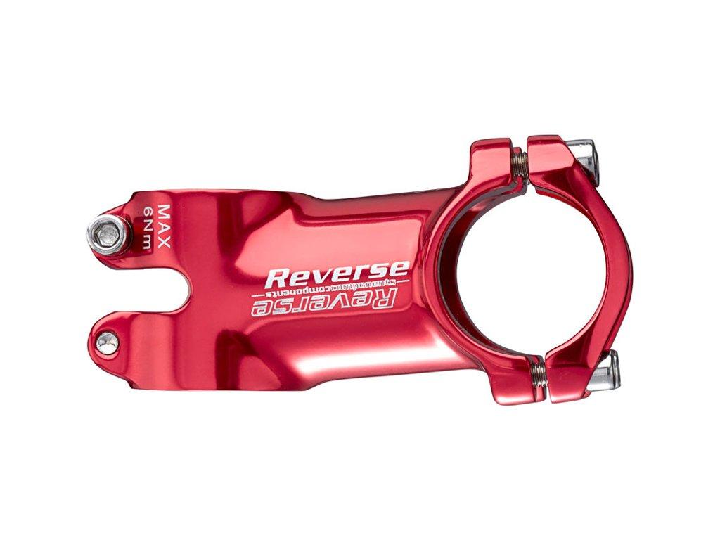 Představec Reverse XC 60 mm / 6° / 31,8 mm Red