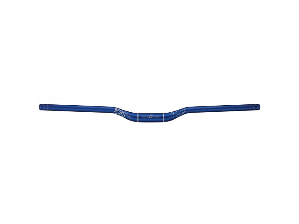 Řidítka Reverse Lead 770/25 mm / 31,8 mm Blue / Grey