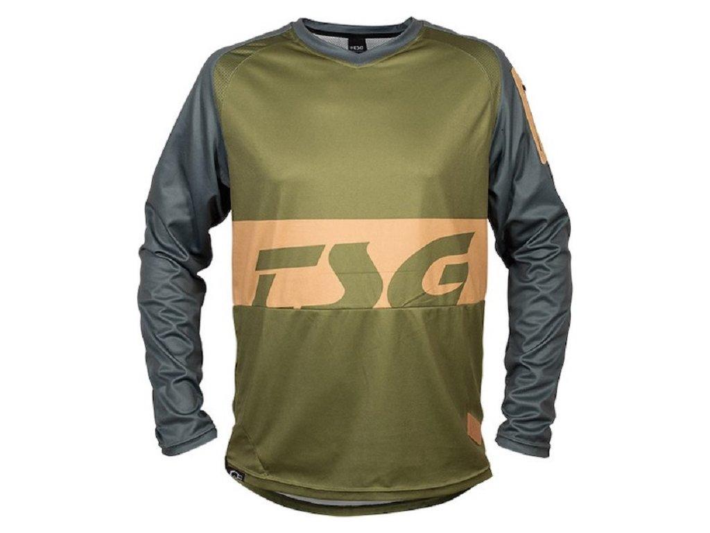 Dres TSG Breeze Jersey dlouhý rukáv, XL