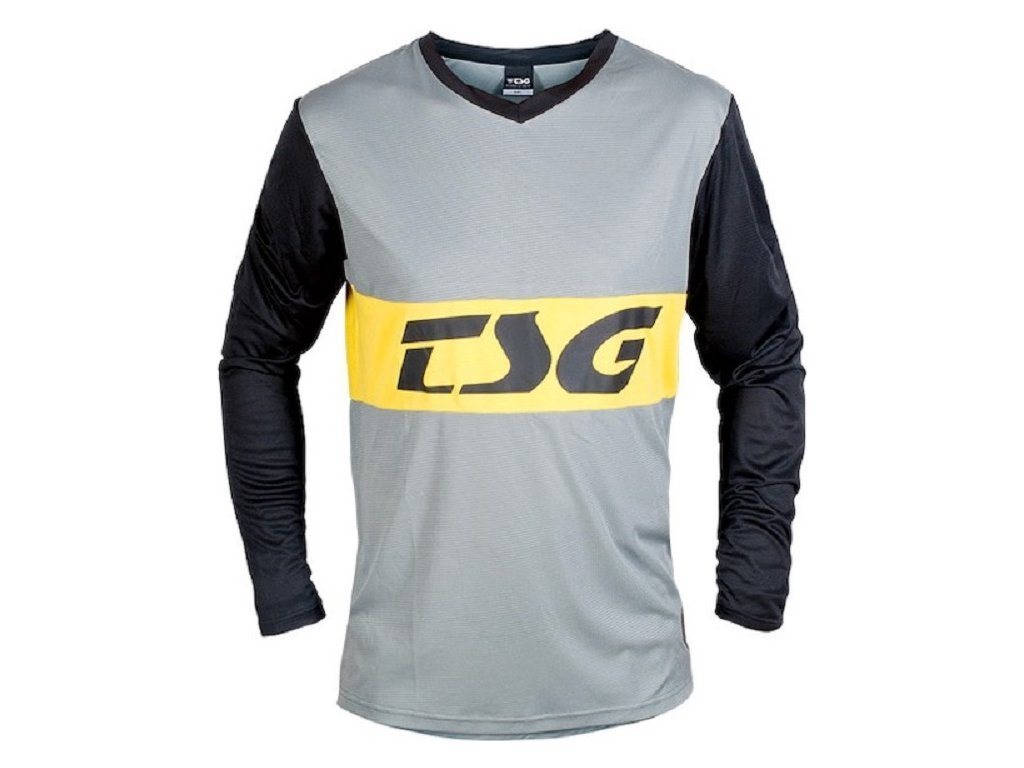 Dres TSG Waft Jersey dlouhý rukáv, XS