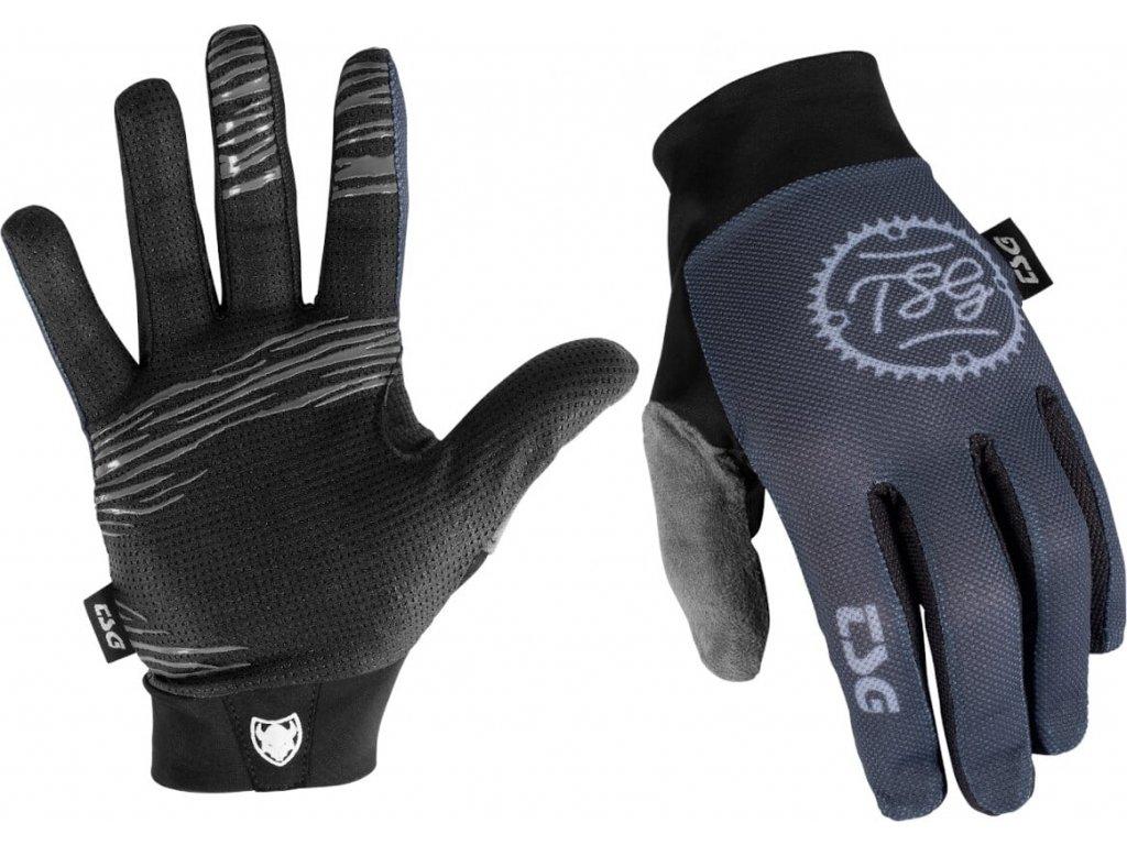 "Rukavice TSG ""Catchy"" Gloves - Chain Black, XL"