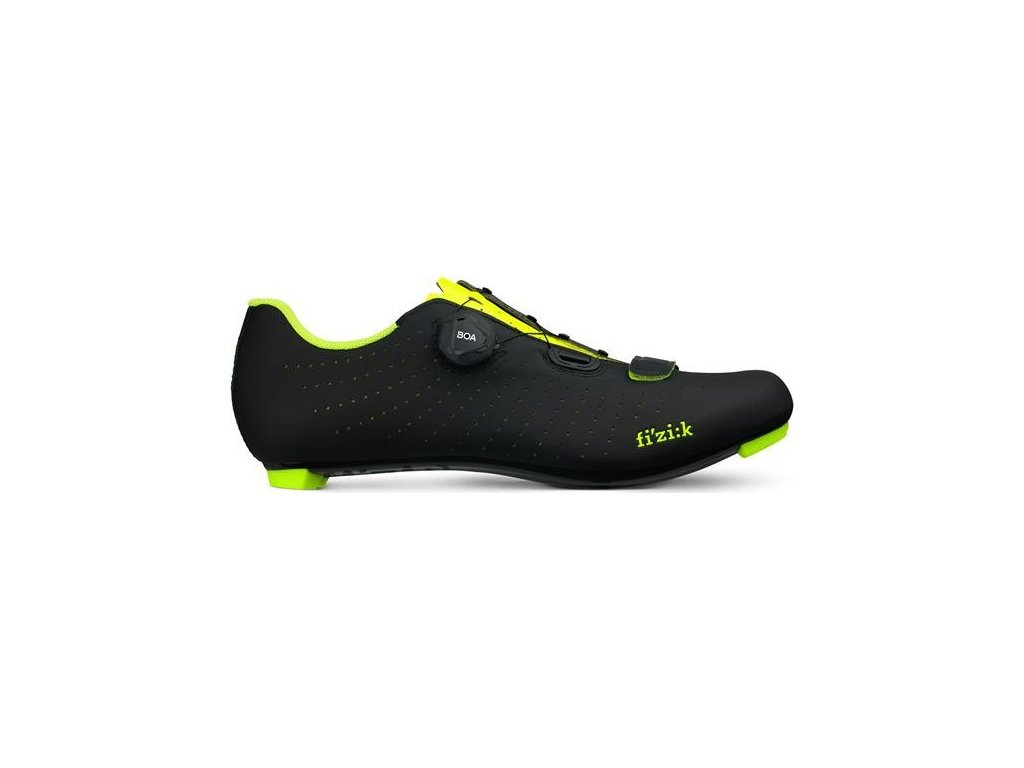 FIZIK Overcurve R5-black/yellow fluo-43