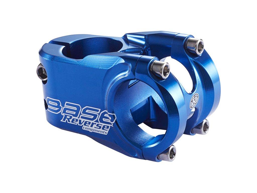 Představec Reverse Base 40 mm / 31,8 mm Blue