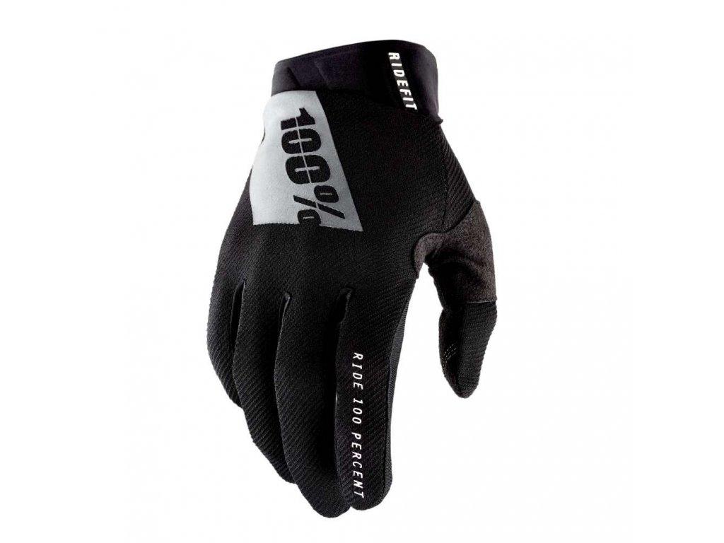 ridefit gloves black sm