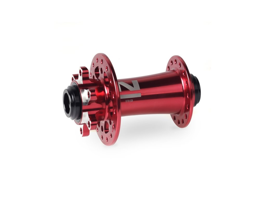 Náboj Novatec D791SB-15, přední, 32 děr, červený