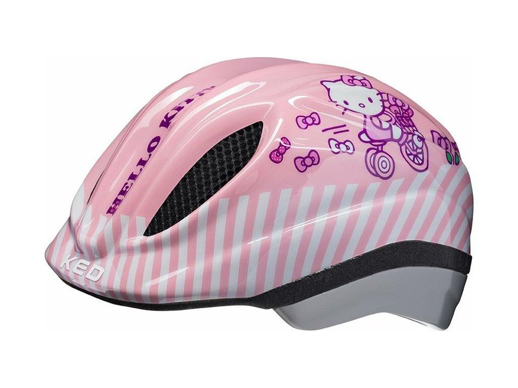 přilba KED Meggy Originals M Hello Kitty 52-58 cm