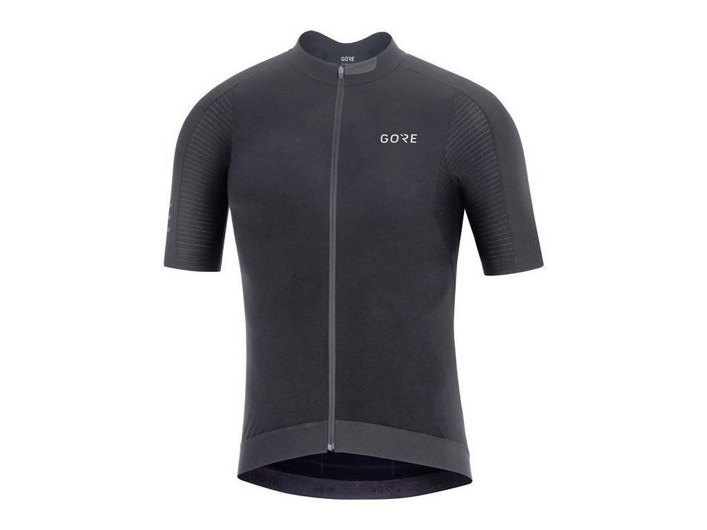 GORE C7 Race Jersey-black-L