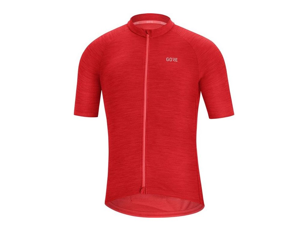 GORE C3 Jersey-red-M