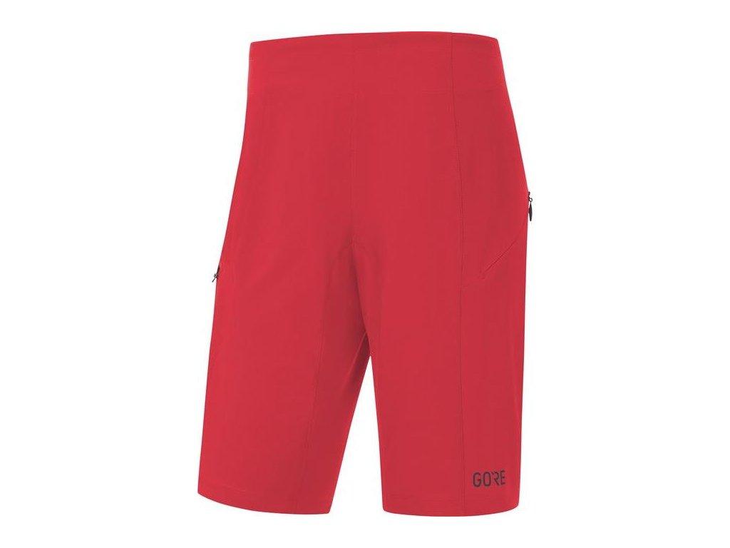 GORE C3 Women Trail Shorts-hibiscus pink-34