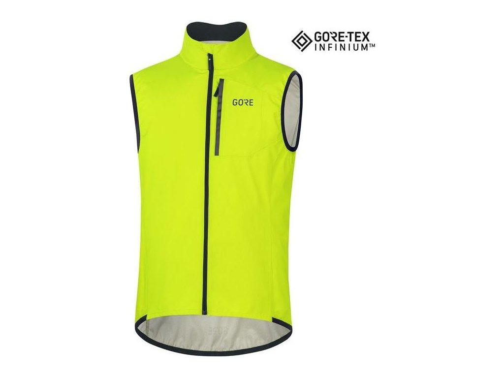GORE Wear Spirit Vest Mens-neon yellow-L