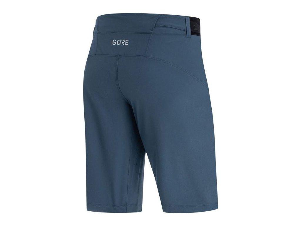 GORE C5 Women Shorts-deep water blue-44