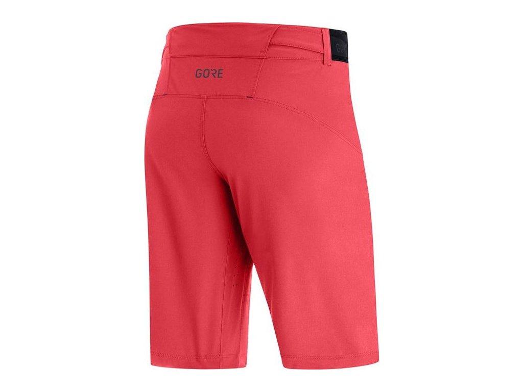 GORE C5 Women Shorts-hibiscus pink-36