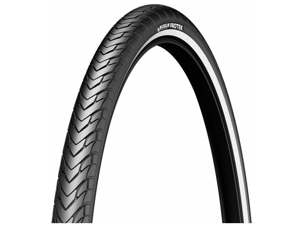 Plášť 28 700x35 (622-37) Michelin Protek BR reflexní pruh