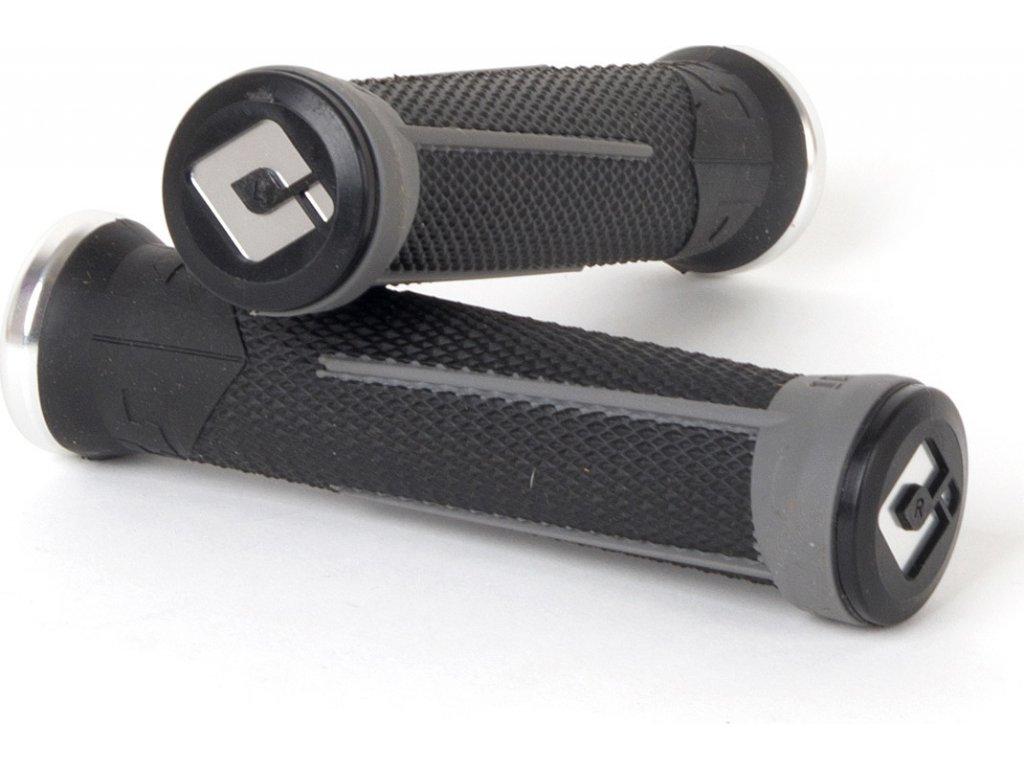 Gripy MTB ODI AG-1 Signature V2.1 Lock-On Black/Grey