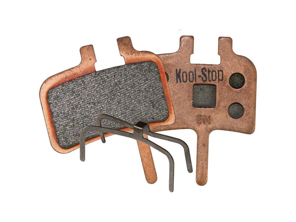 Destičky brzdové Kool Stop AVID Juicy 3, 5, 7/Carbon/Ultimate, Ball Bearing 7 - sintered