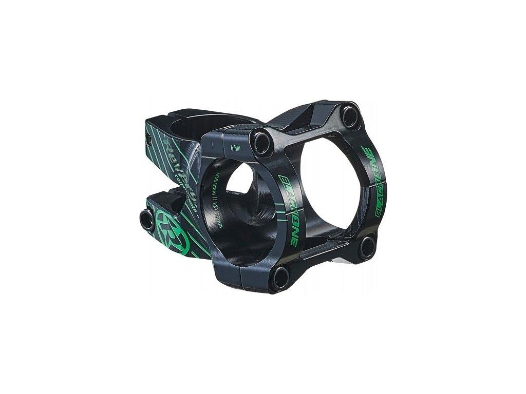 Představec Reverse Black One Enduro 35 mm / 35 mm Black / Green