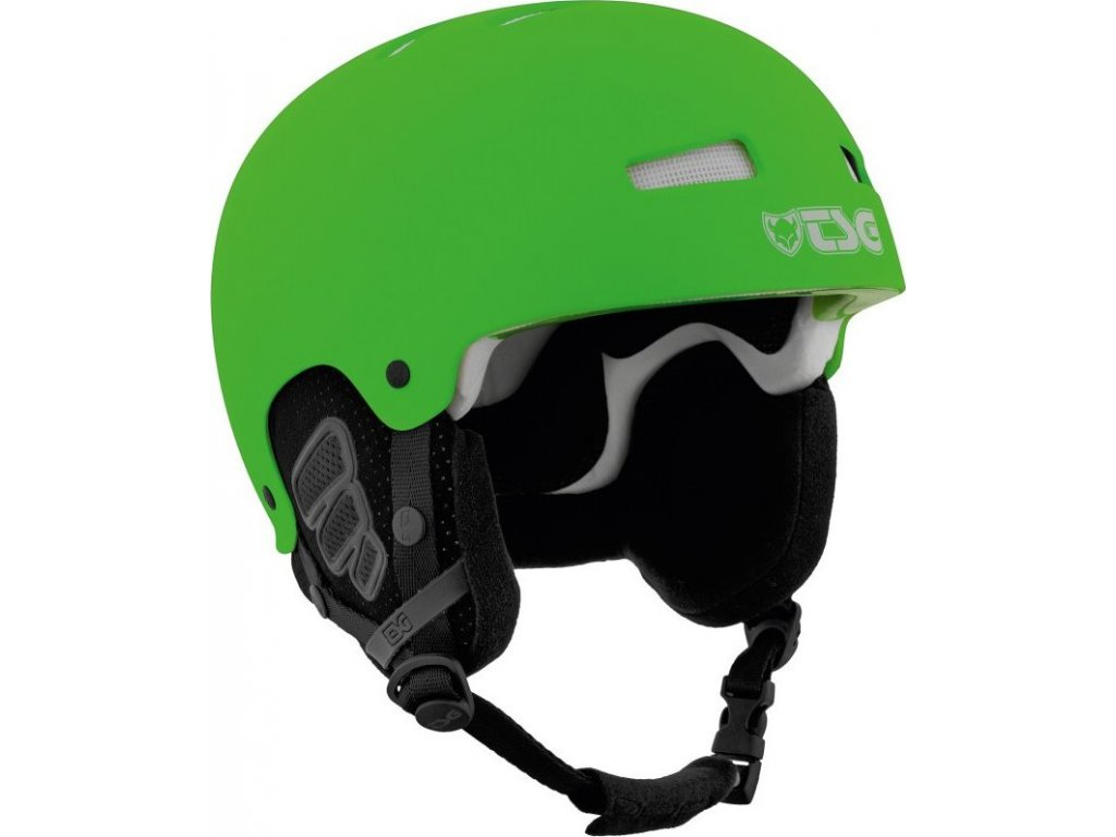 Přilba TSG Gravity Youth Solid Color Satin Lime Green, XXS/XS