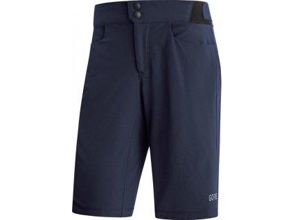 GORE Wear Passion Shorts Womens-orbit blue-36